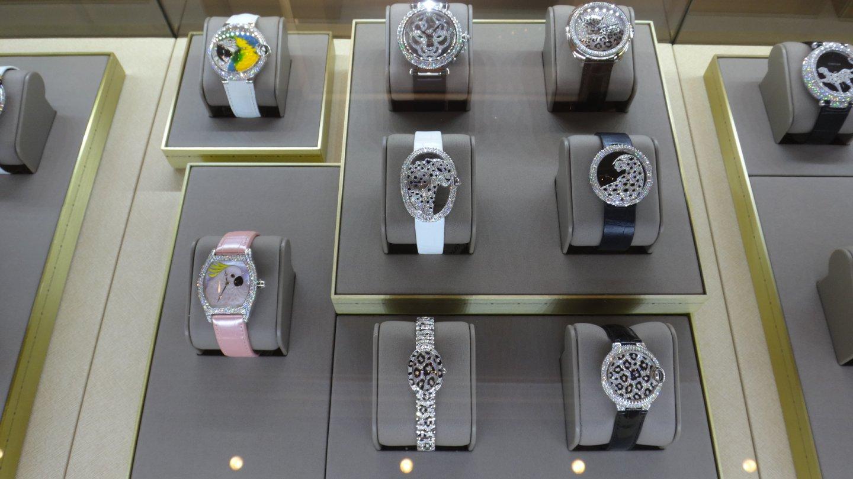 Salon de l 39 horlogerie cartier 2017 blog - Salon de l horlogerie ...