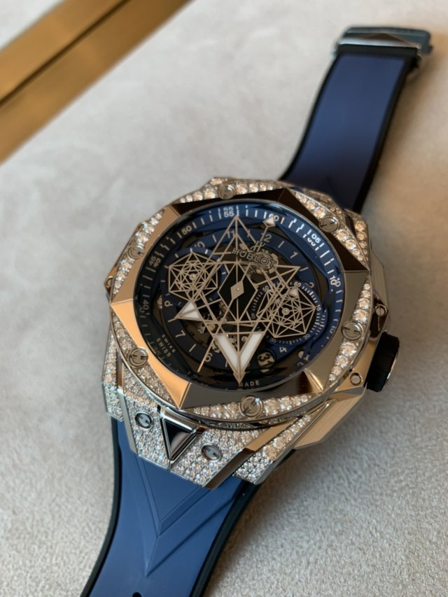 LVMH WATCH WEEK新作紹介 ~HUBLOT ①~
