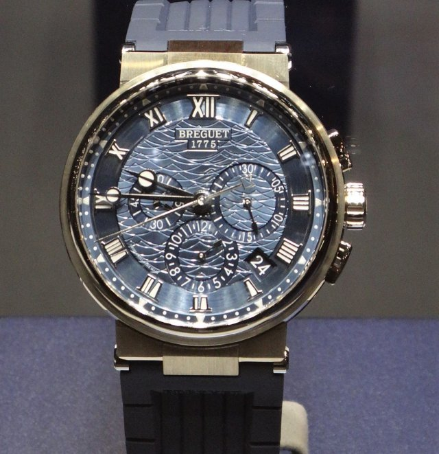 outlet store bcd8a 6e788 ブレゲのバーゼルワールド2018~BREGUET AT THE WORLD WATCH AND ...