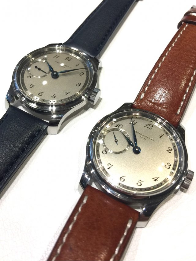 NH Watch, Naoya Hida & Co.の作品を拝見! by haru