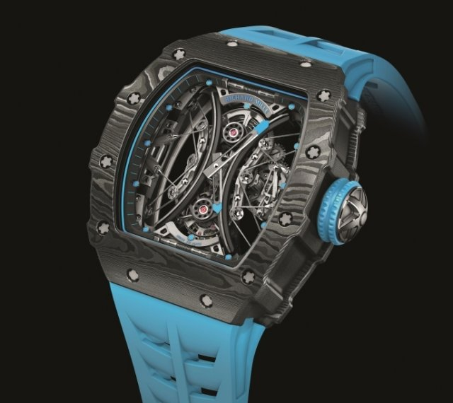 RICHARD MILLE 2018 SIHH 最新作RM53-01