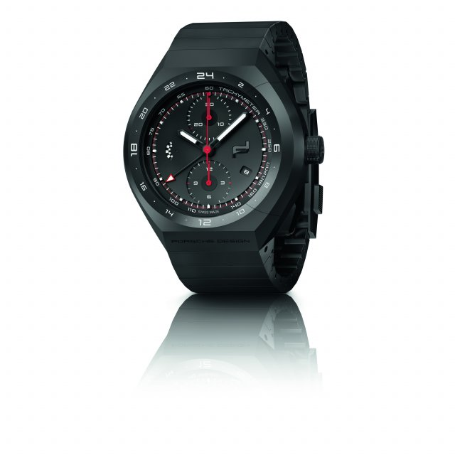 Porsche Design - Monobloc Actuator All Black