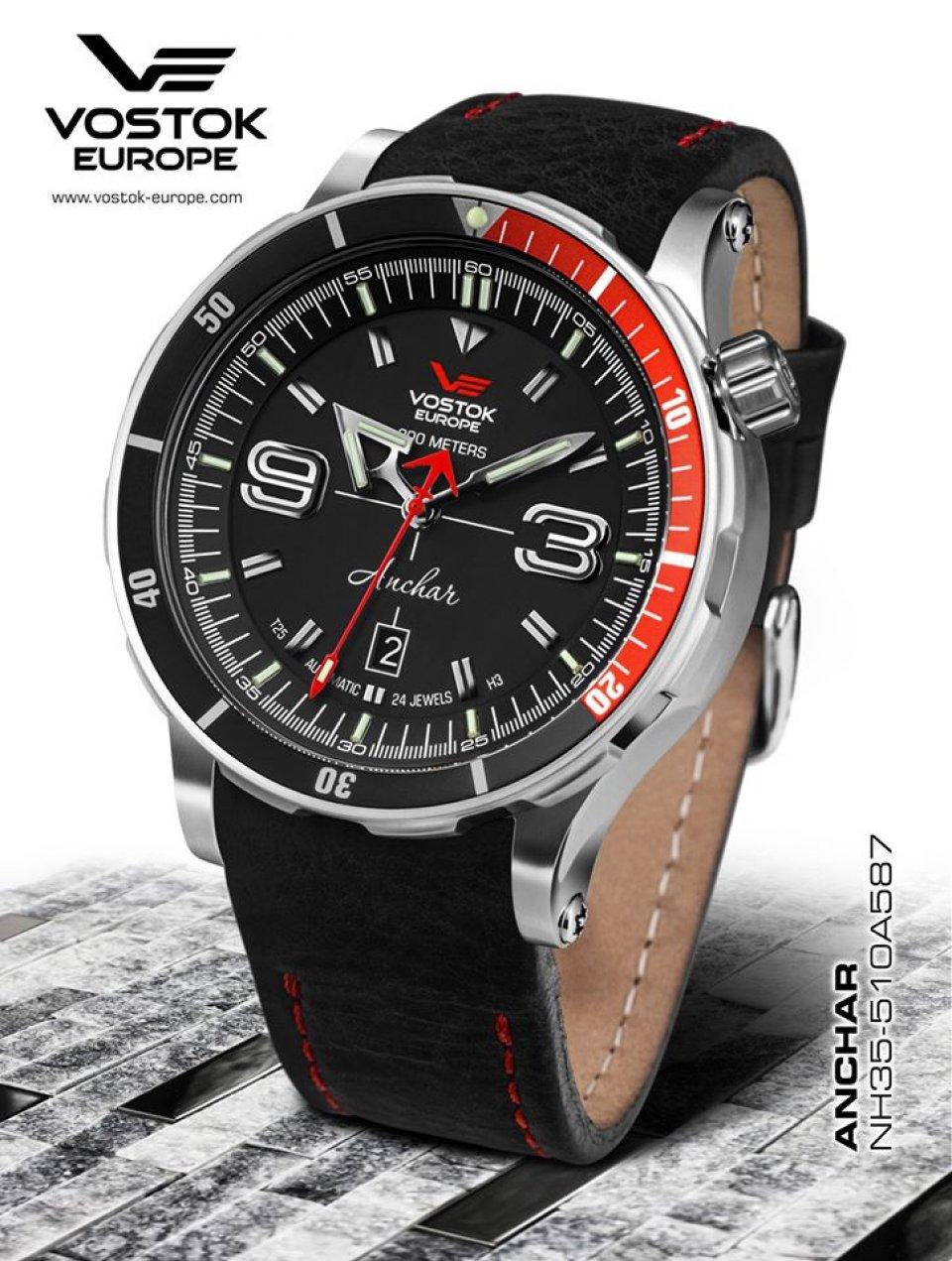 """極限""""で使える実用的な腕時計」を目指すVOSTOK EUROPEの中でも大ヒット ..."""