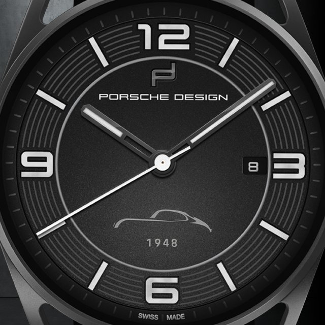 Porsche Design - 1919 DATETIMER 70Y Sports Car Limited Edition
