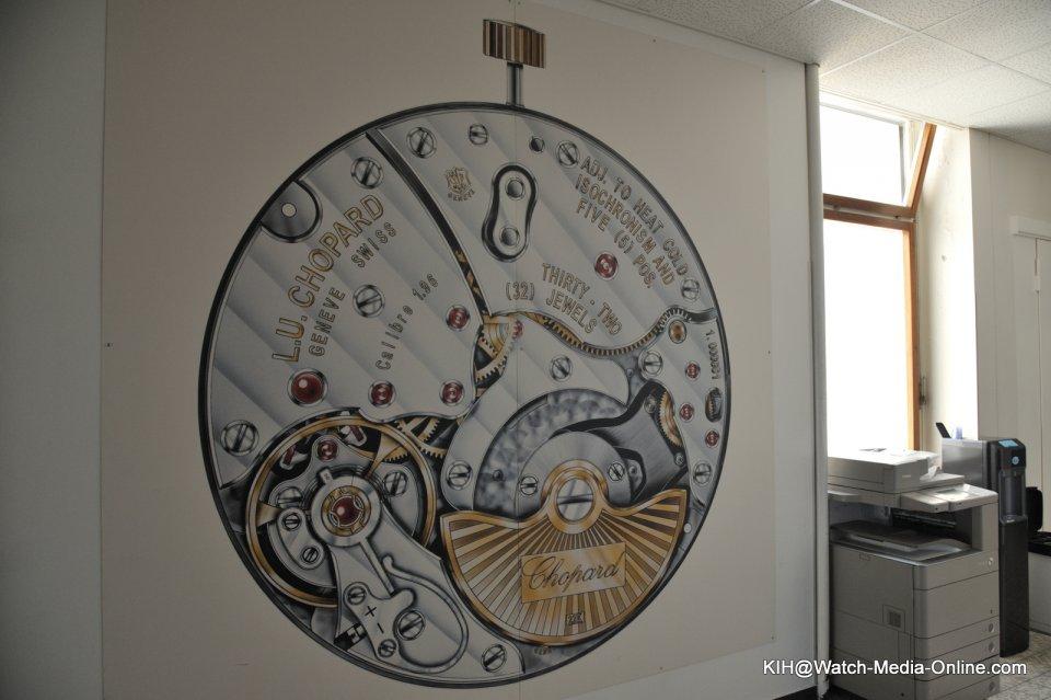 newest 11128 127e6 ショパール: 時計好きを自負する男性諸君、ショパールは女性 ...